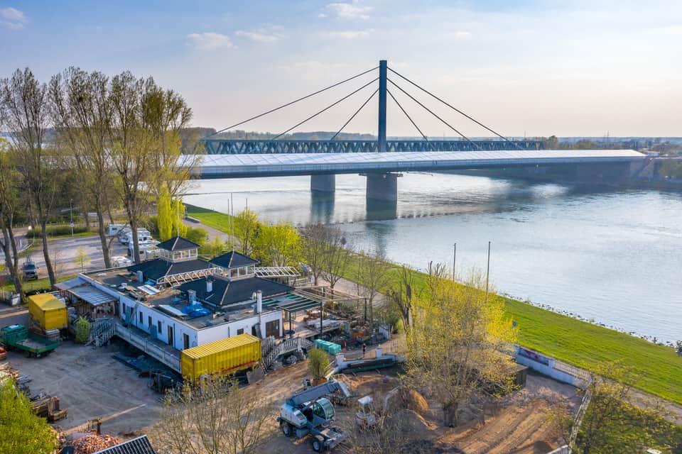 Rheinterrasse Maxau
